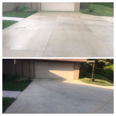 Surface/Concrete Cleaning